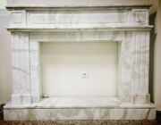 Statuary Marble Fireplaces