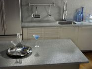 Countertop made of granite for Kitchens
